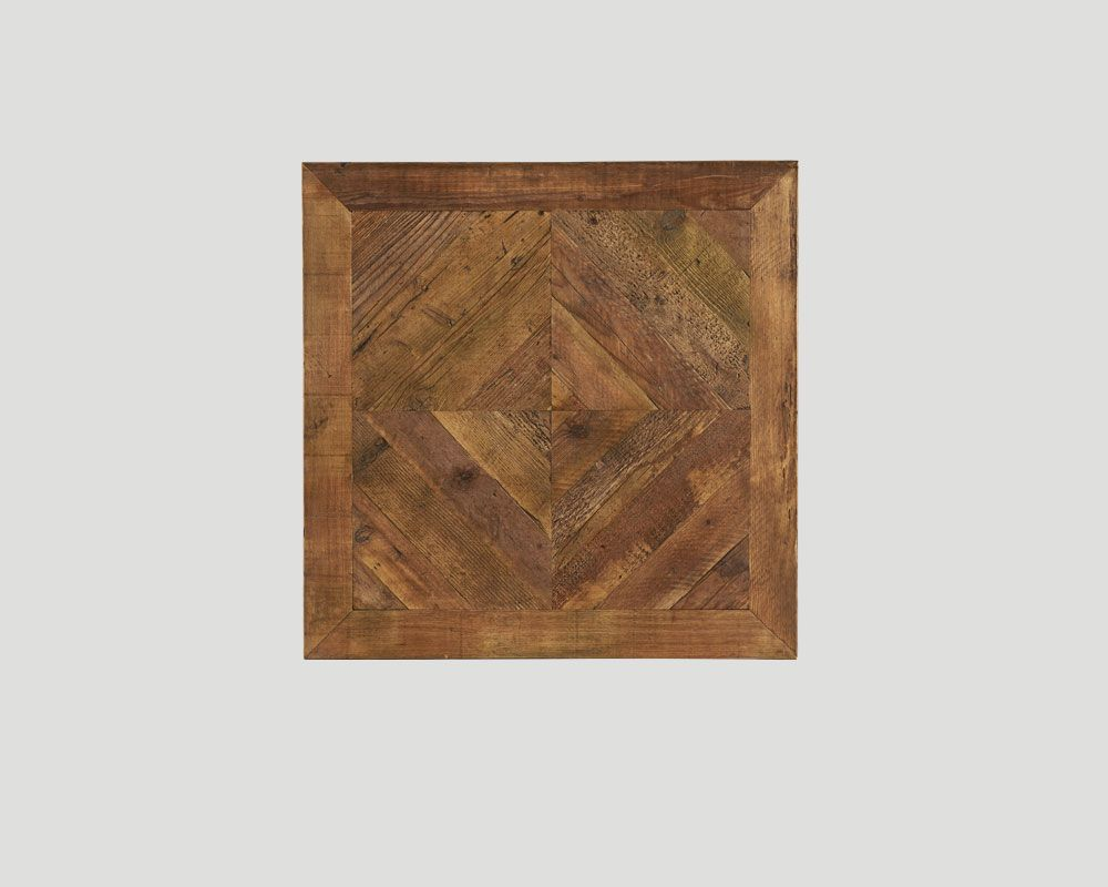 Tavolo In Ferro Brunito E Legno : Db004197 by dialma brown h. 75 l. 80 p. 80 tavolo quadrato in legno