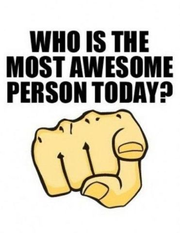 Who's awesome? you're awesome. Funny quotes, Words, You