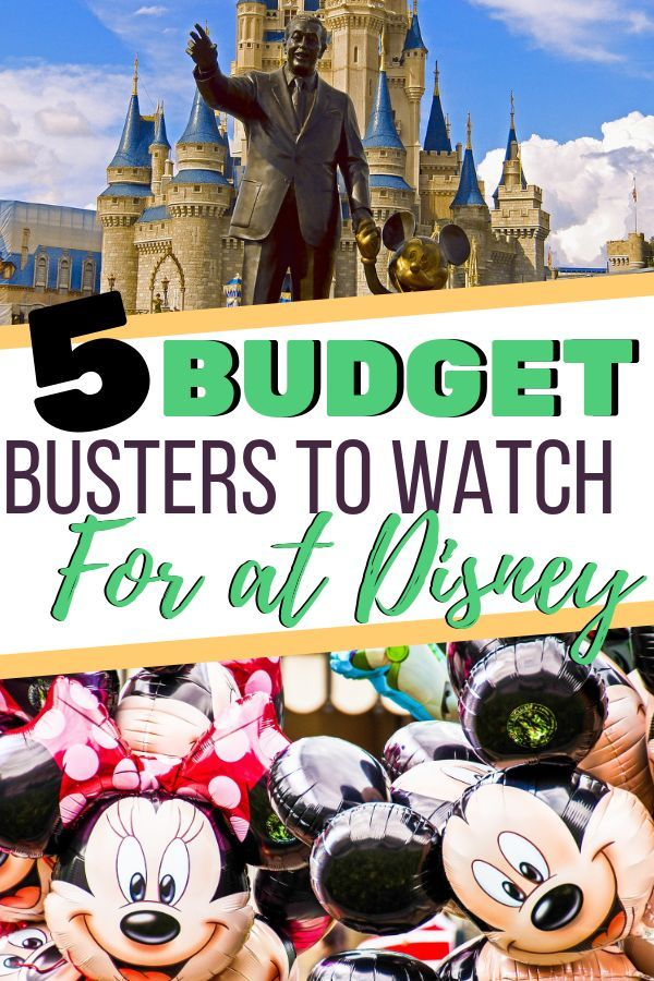 Headed to @DisneyParks on vacation? Watch out or plan for ...