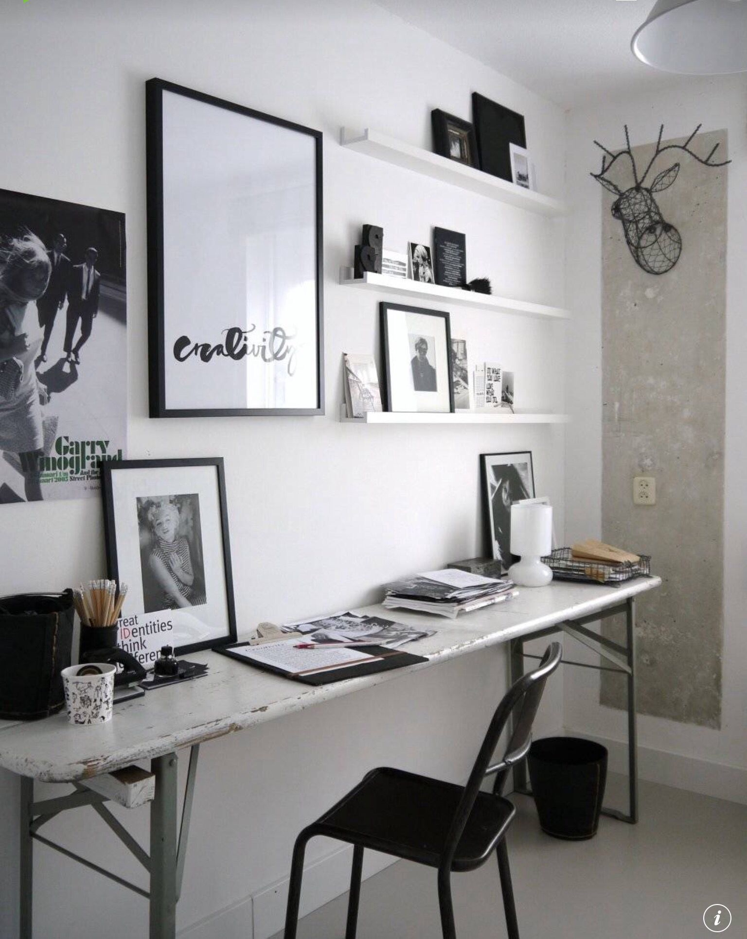 Pin by Chel B on Home Offices | Pinterest