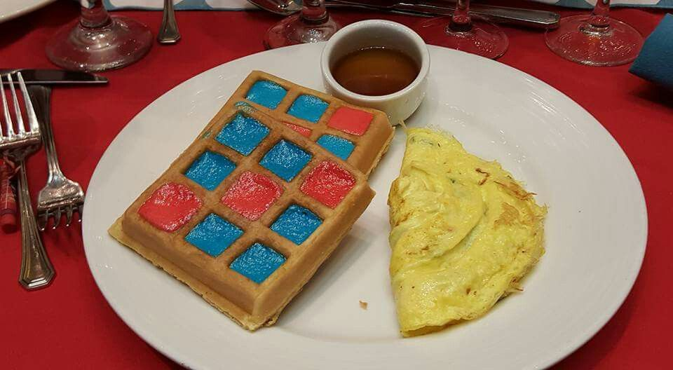 Dr. Seuss Breakfast