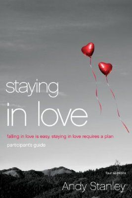 In this four-session small group Bible study, Staying in Love, pastor Andy  Stanley discusses how to stay in love once you fall in love.