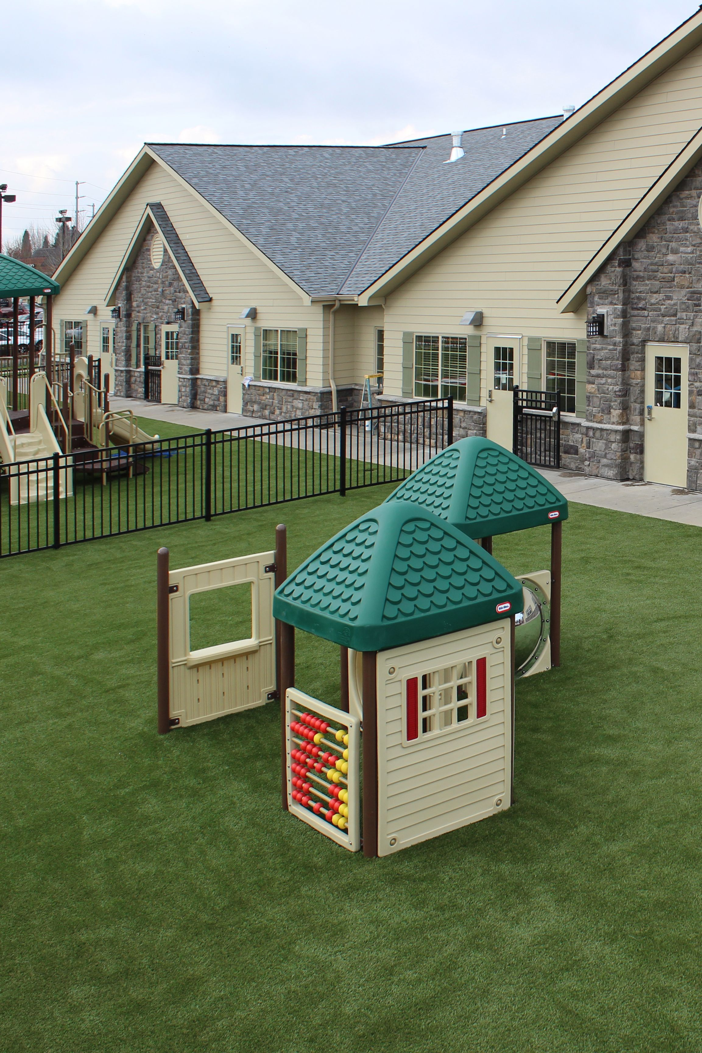 Primrose Schools have teamed up with ForeverLawn to create