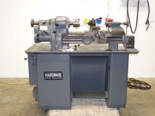 Hardinge-super-precision-tool-room-lathe-tl5-early-hlv-machine