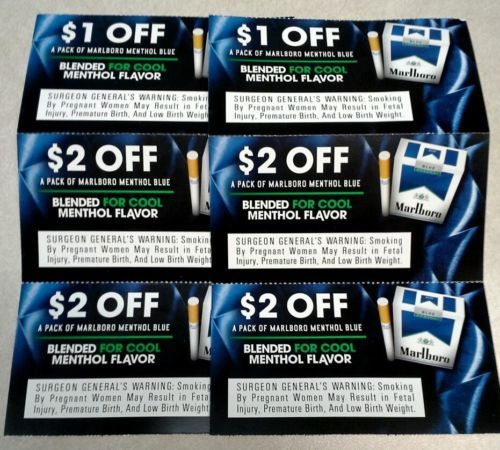 Free Pack of Cigarettes Coupon Image Results