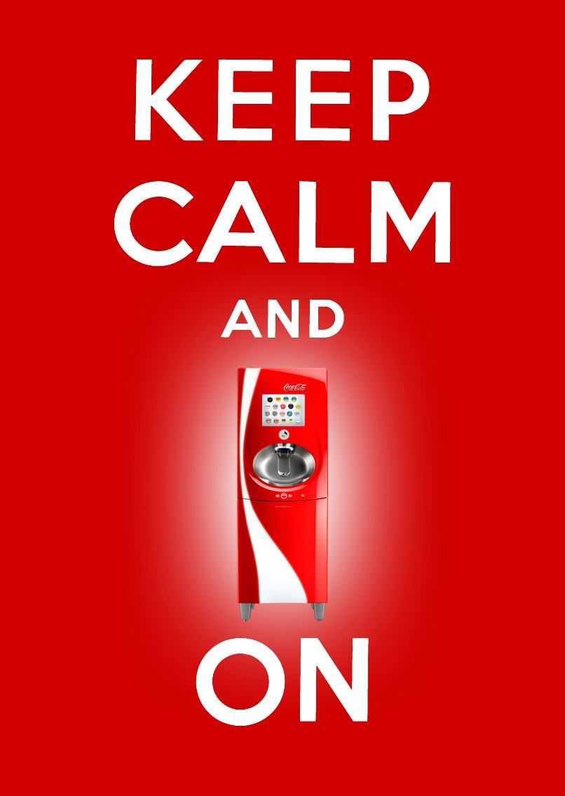 Coca Cola Quotes Coke Freestyle Machines  Keep Calm With Joachim  Pinterest  Coke