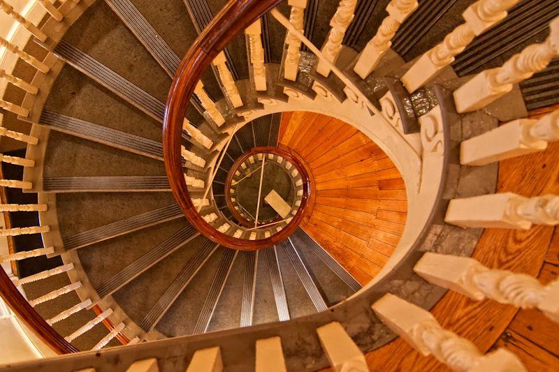 Spiralcase by Ryan Painter, via 500px