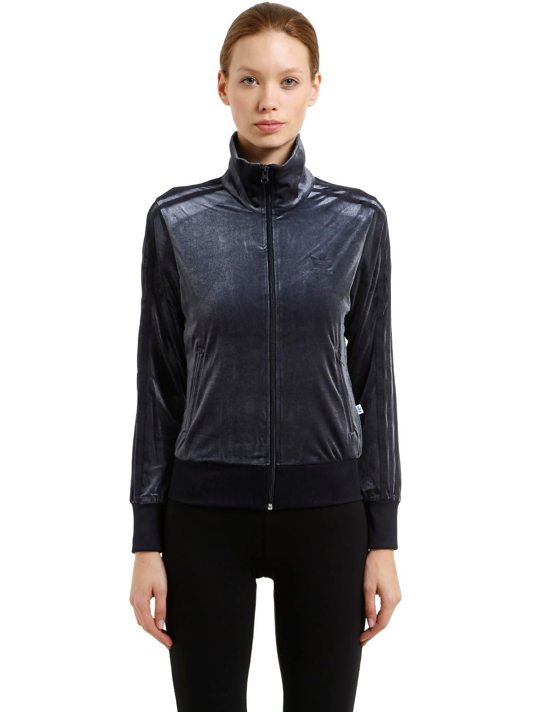 firebird soffice velluto traccia giacca, marina pinterest adidas e lussuoso