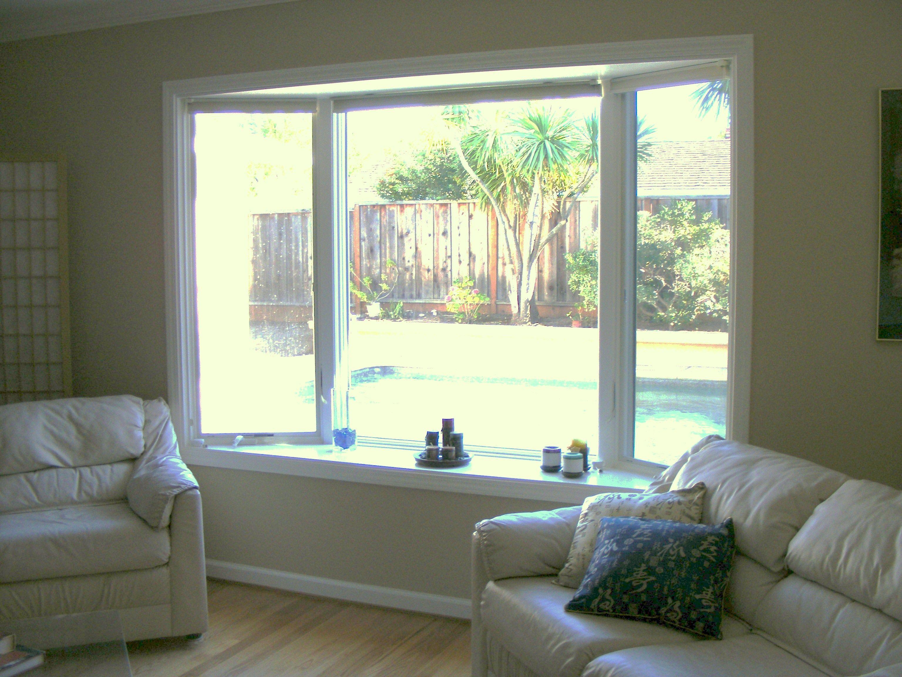 inspiring living room window treatment ideas | Accessories & Furniture,Inspiring Living Room Bay Window ...