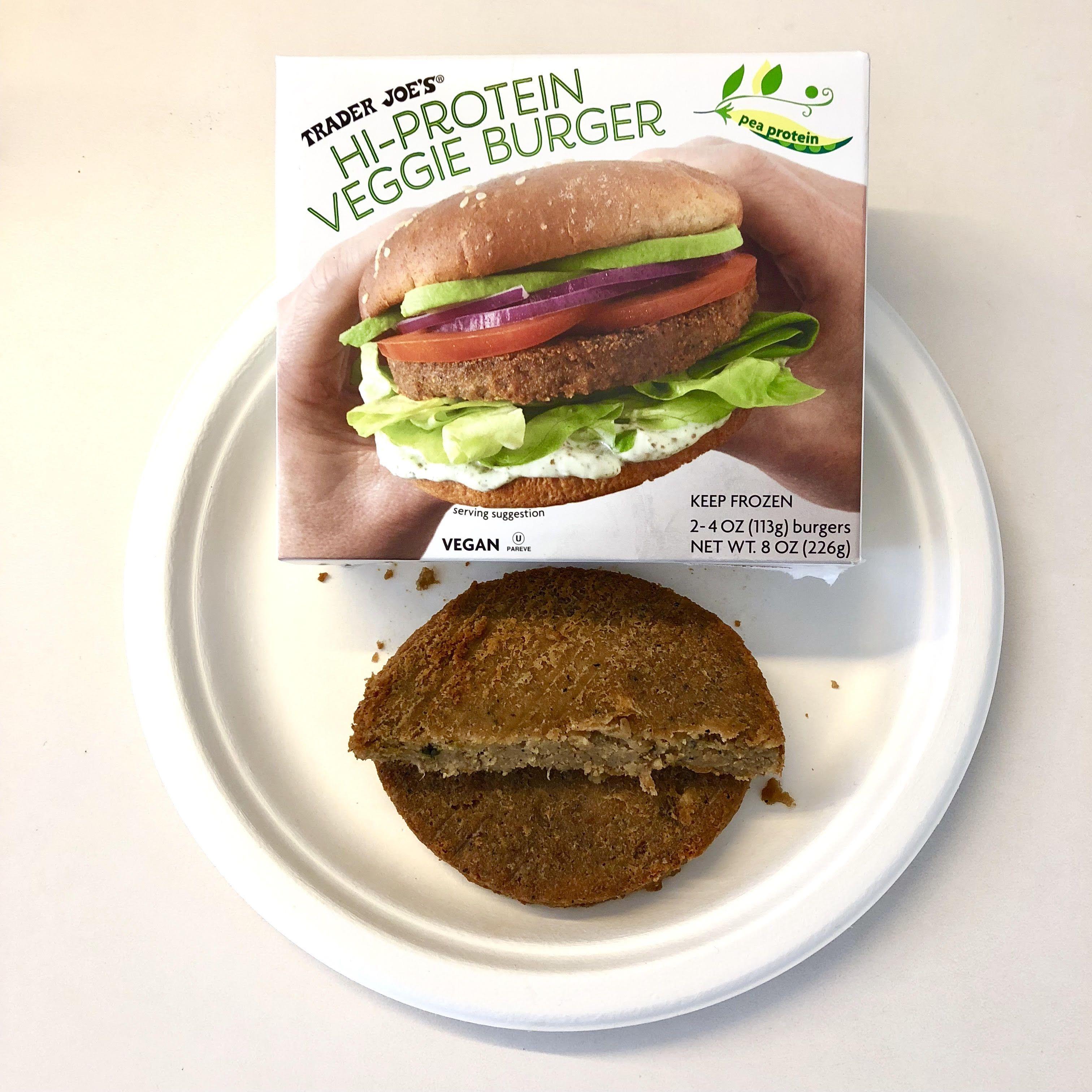 We Tried Trader Joe S Best Vegan Buys Here Are Our Favorites Protein Veggie Burger Recipe Food Trader Joes Vegan