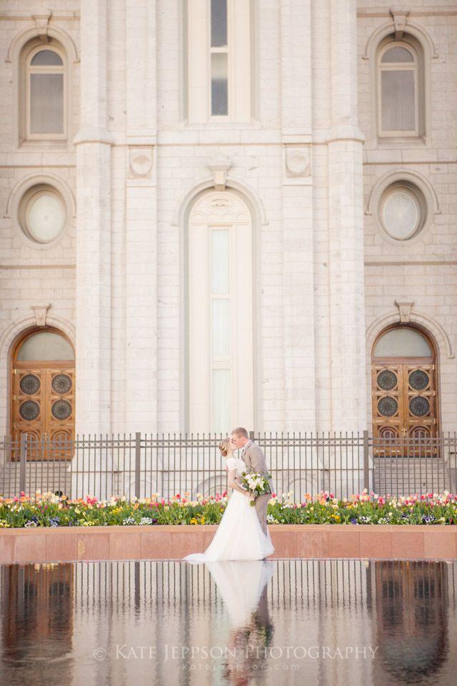 #saltlaketemple #ldswedding #katejeppsonphotography