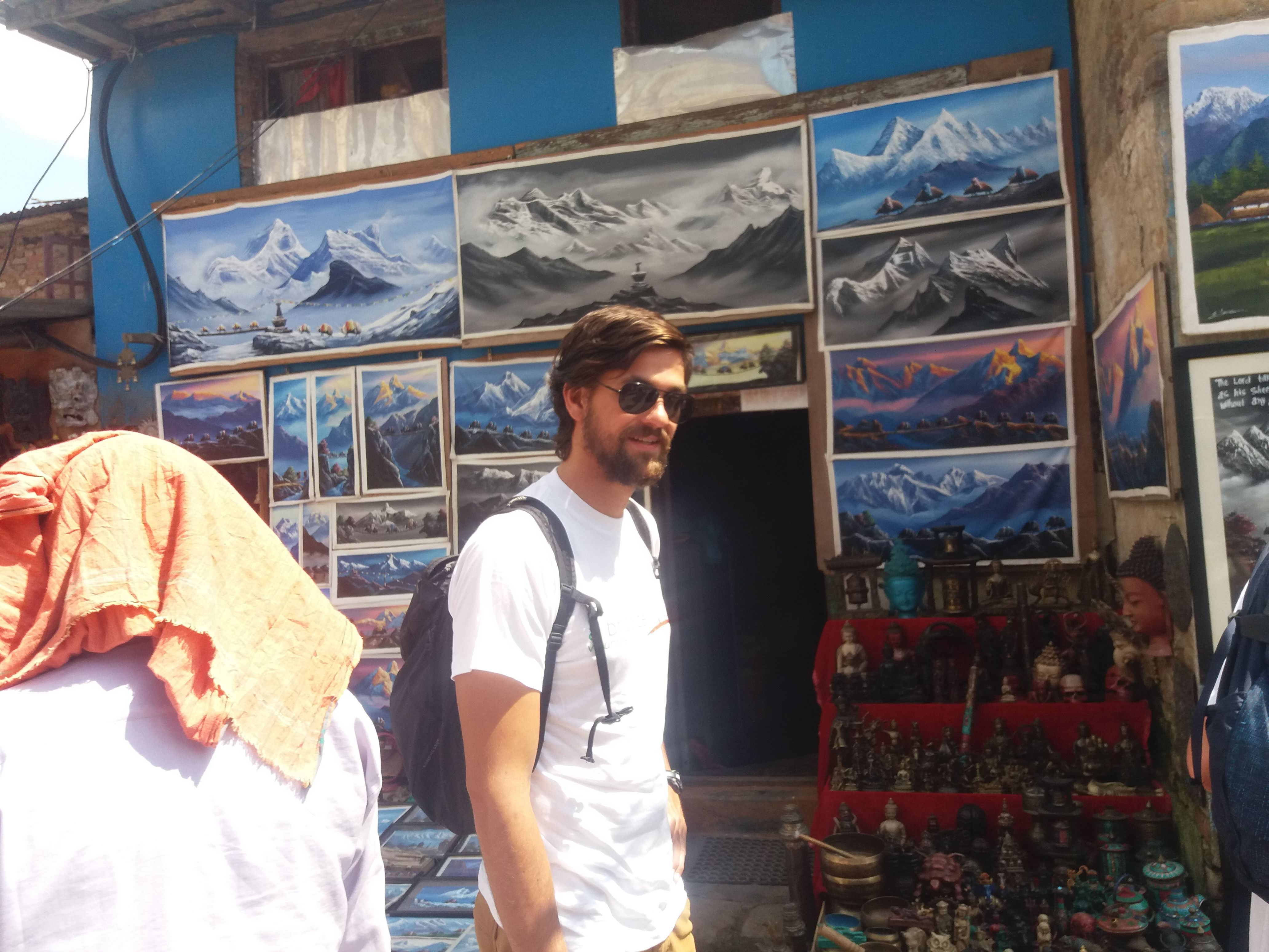 Volunteer nepal kathmandu brian strzelecki medical program recently recently i have have completed the training and testing required to get my us emt certification in june 2017 since having completed my emt certification 1betcityfo Gallery