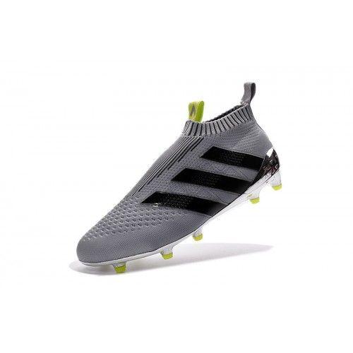 Inyección Calor Preguntarse  Nuevo Adidas ACE 16 Purecontrol FG-AG Gris Verde Botas De Futbol - Comprar Adidas  ACE Botas De Futbol Baratas | Chuteiras, Chuteira adidas ace, Chuteiras  adidas