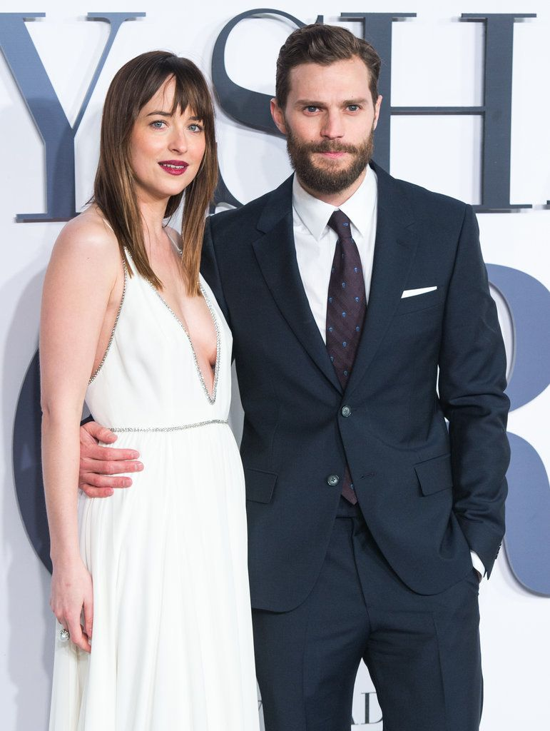 Fifty Shades Darker Every Member Of The Star Studded Cast
