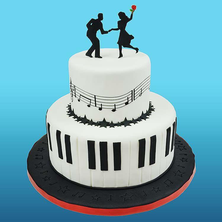 Musical Cake from Global Sugar Art CAKE Ideas Pinterest Sugar