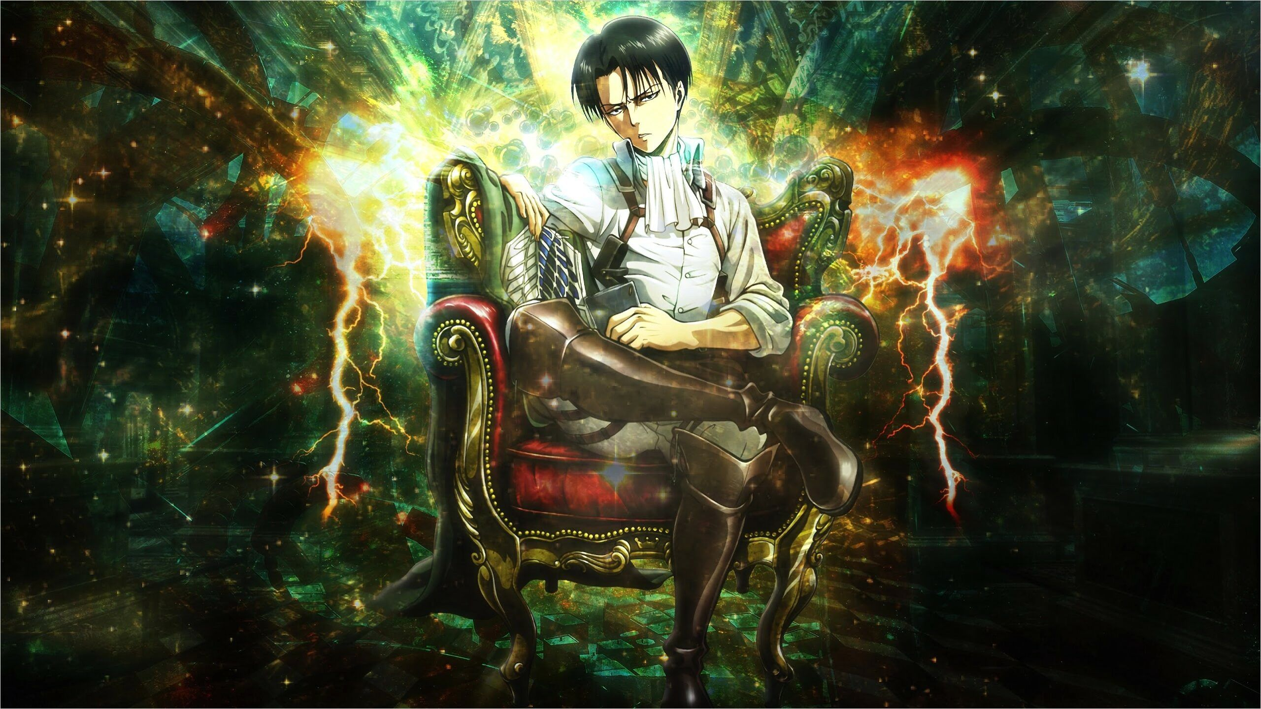 4k Attack On Titan Wallpaper Levi In 2020 Attack On Titan Art Attack On Titan Levi Attack On Titan