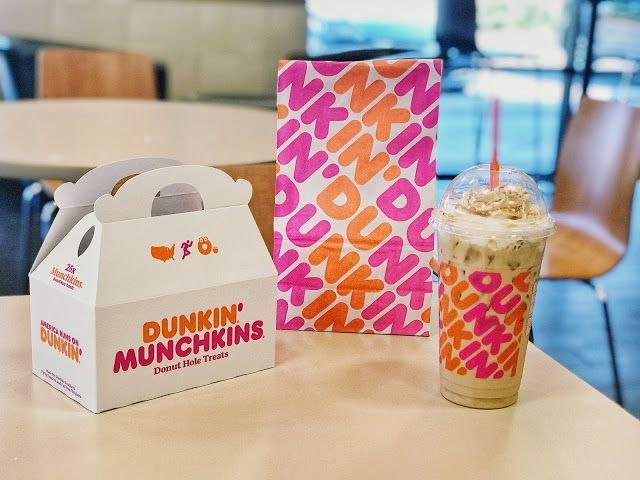 Pumpkin At Dunkin With Images Dunkin Dunkin Donuts