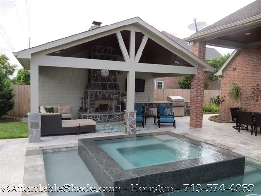Custom Patio Cover Gallery 1 U2013 Affordable Shade Patio Covers