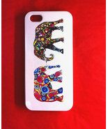 Iphone 5 Case, New iPhone 5 case Colorful Elephant phone iphone 5 Cover, iPhone - iPods & MP3 Players