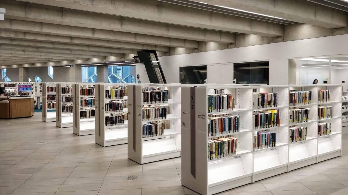 New Central Library Calgary By Snohetta Central Library Home Library Design Library