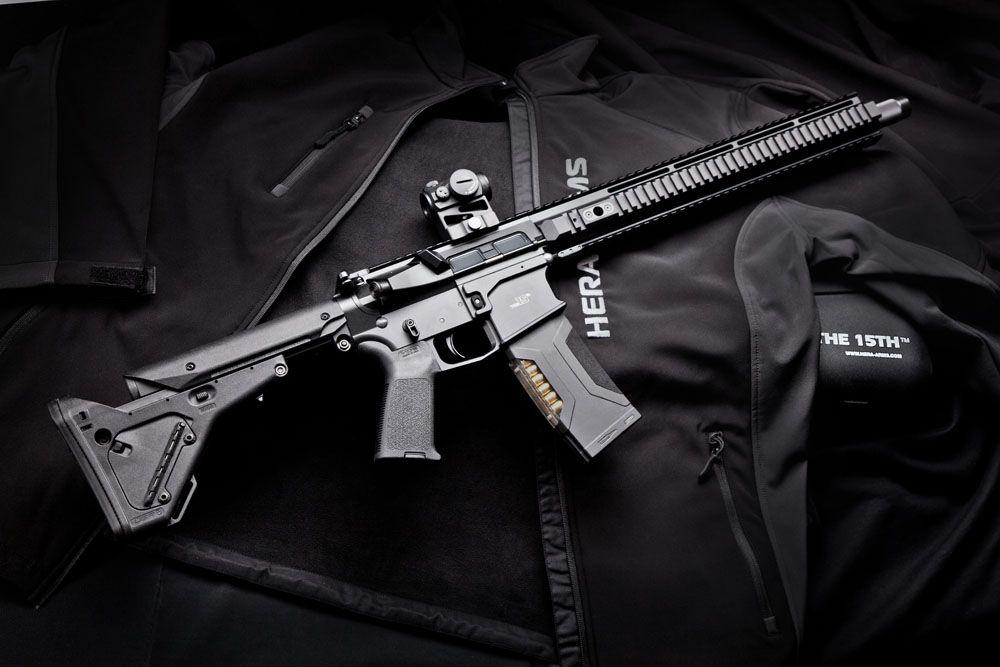 AR 15 Magazin von HERA - Hera Arms - all4shooters.com