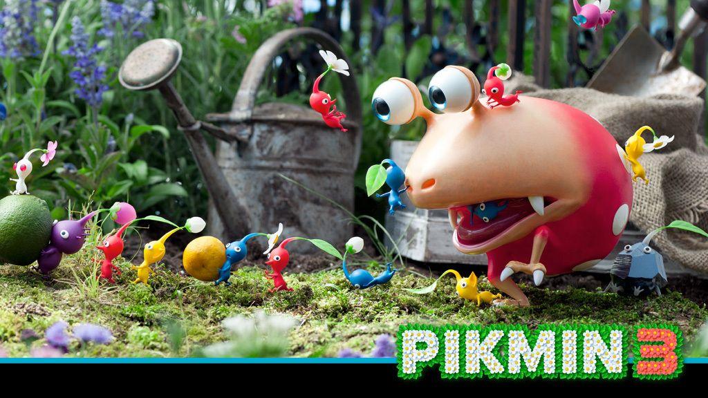 Pikmin3 Nintendo Nintendo News Christmas Ornaments