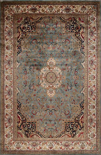 Golden Age 150697 Collection Jewel Samad Hand Made Carpets