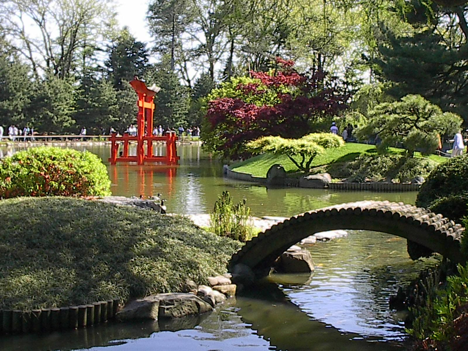 21 of the best quiet places in new york brooklyn for Botanical gardens hours