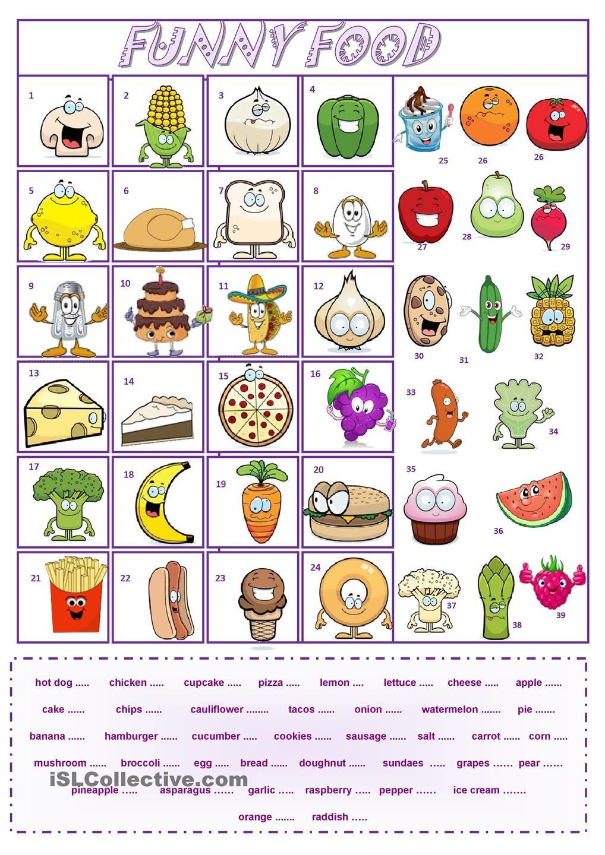 funny food esl worksheets of the day food humor english food english lessons. Black Bedroom Furniture Sets. Home Design Ideas