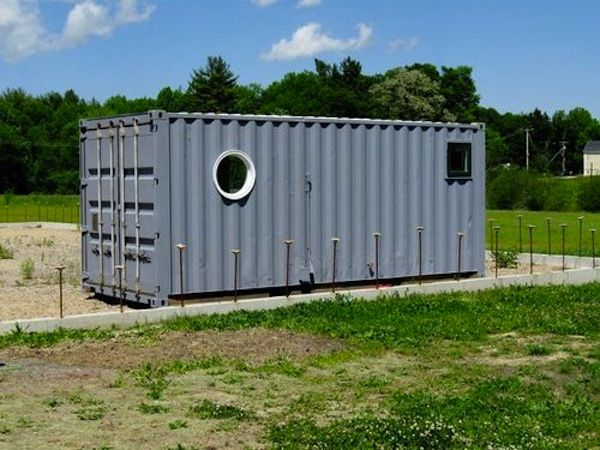 Leed Cabins Shipping Container Conversions Top 10 Shipping