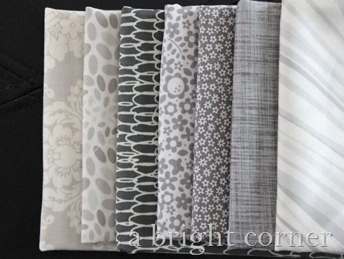 gray fabric stack 2 (From A Bright Corner)