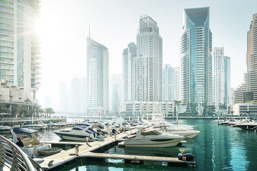 Marina in Dubai