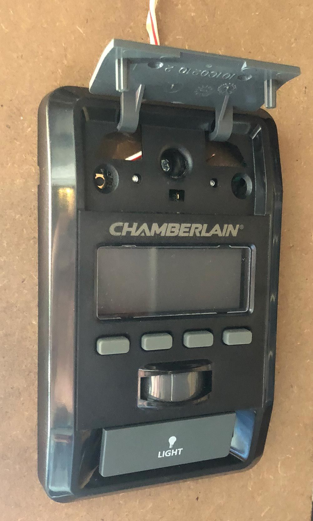Review of Smart Garage Door Opener Chamberlain Ultimate
