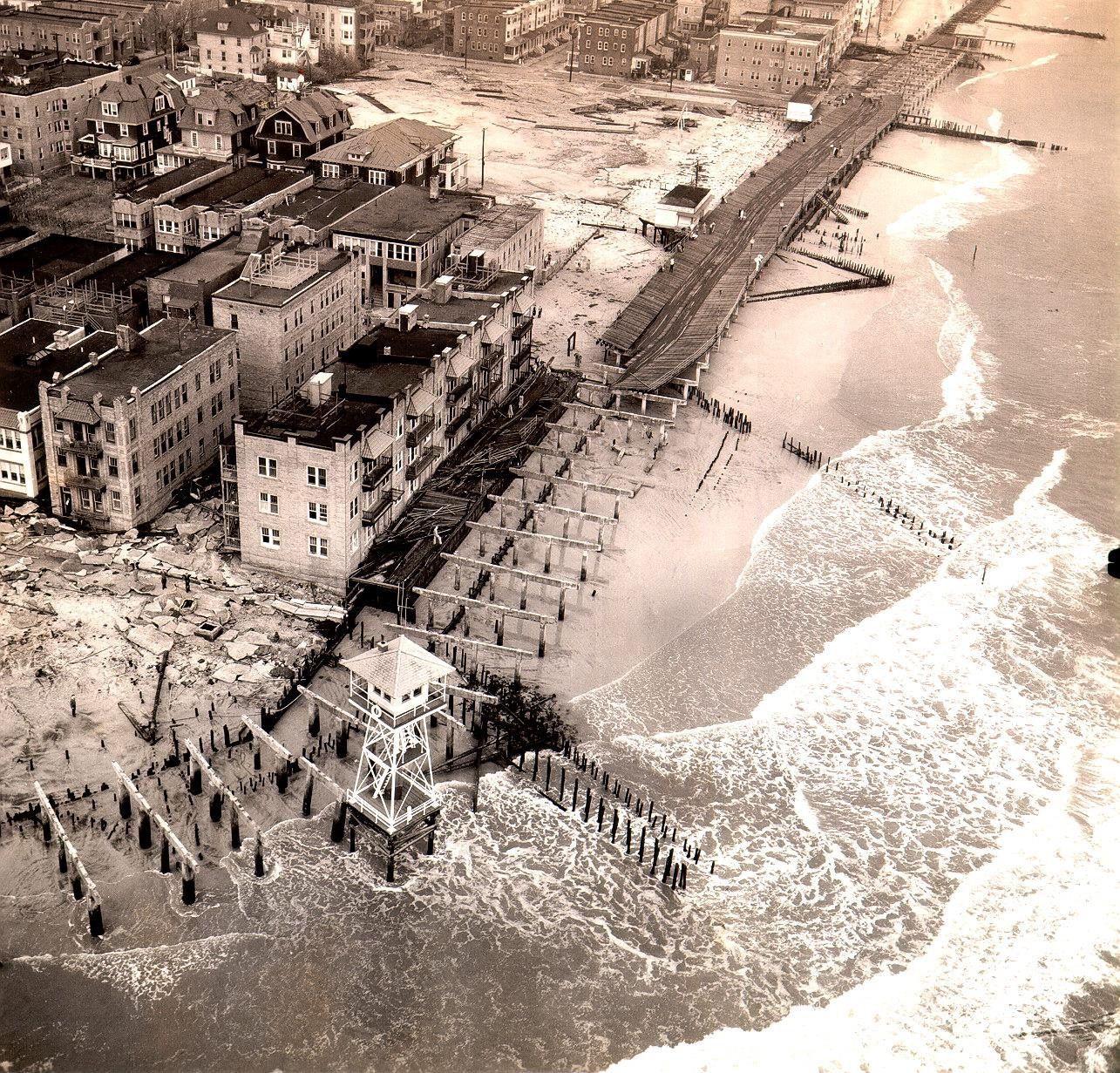 Great atlantic hurricane 1944 atlantic hurricane storm