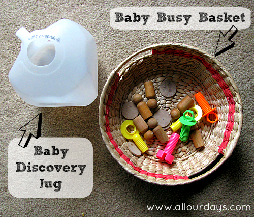 5 Easy Diy Sensory Play Ideas For Little Ones Baby Toys