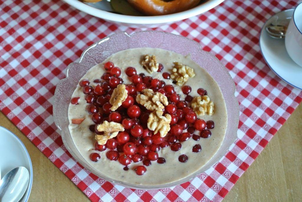 Nussporridge & Abnehmen | Hafer | Rezepte, Getränke rezepte ...
