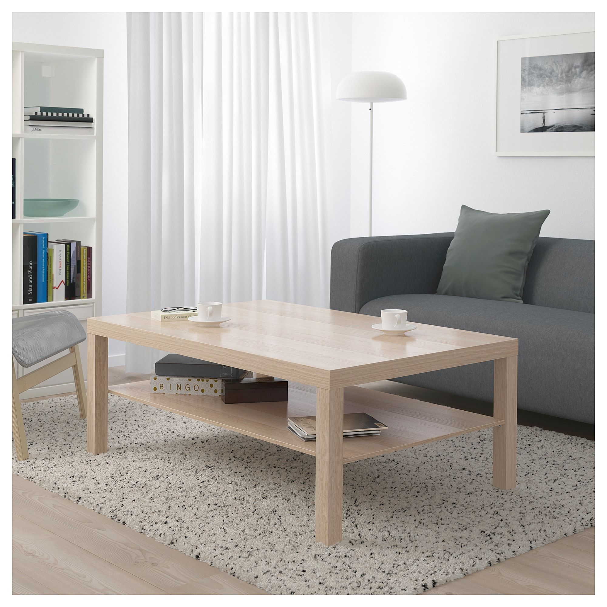 Lack Coffee Table White Stained Oak Effect 46 1 2x30 3 4 Ikea Ikea Lack Coffee Table Lack Coffee Table Ikea Coffee Table [ 2000 x 2000 Pixel ]