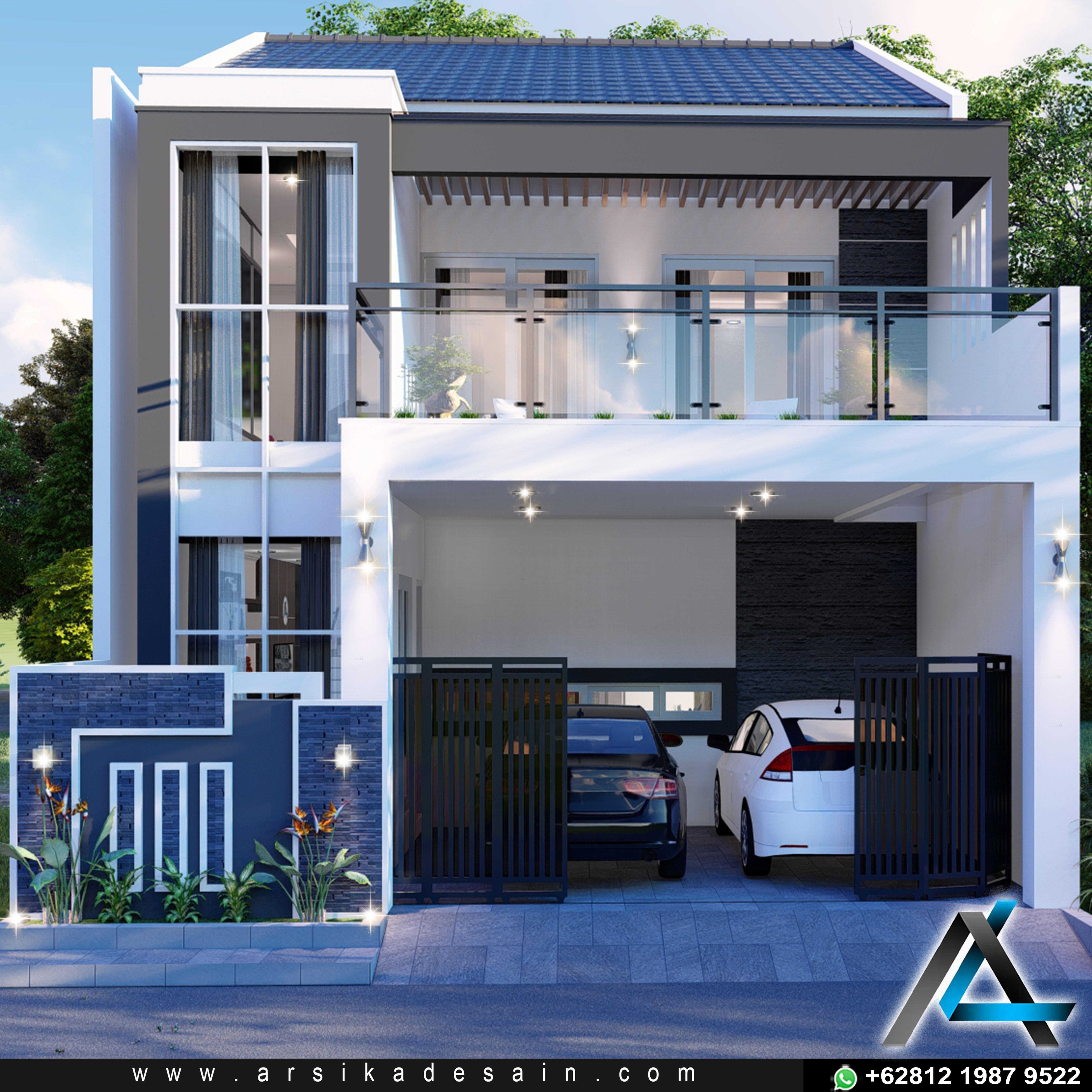 Desain Rumah Minimalis Modern Rumah Minimalis Rumah Desain Rumah