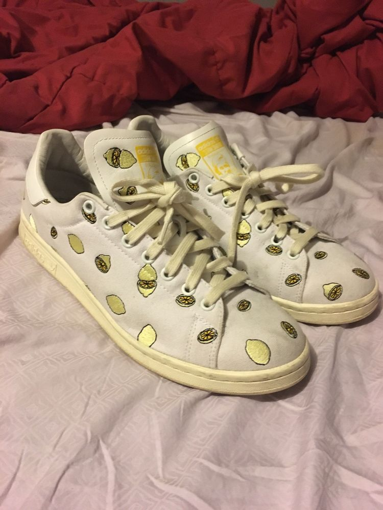 huge discount 10de0 223a4 Lemon Stan Smith Adidas Size 12  fashion  clothing  shoes  accessories   mensshoes  athleticshoes (ebay link)