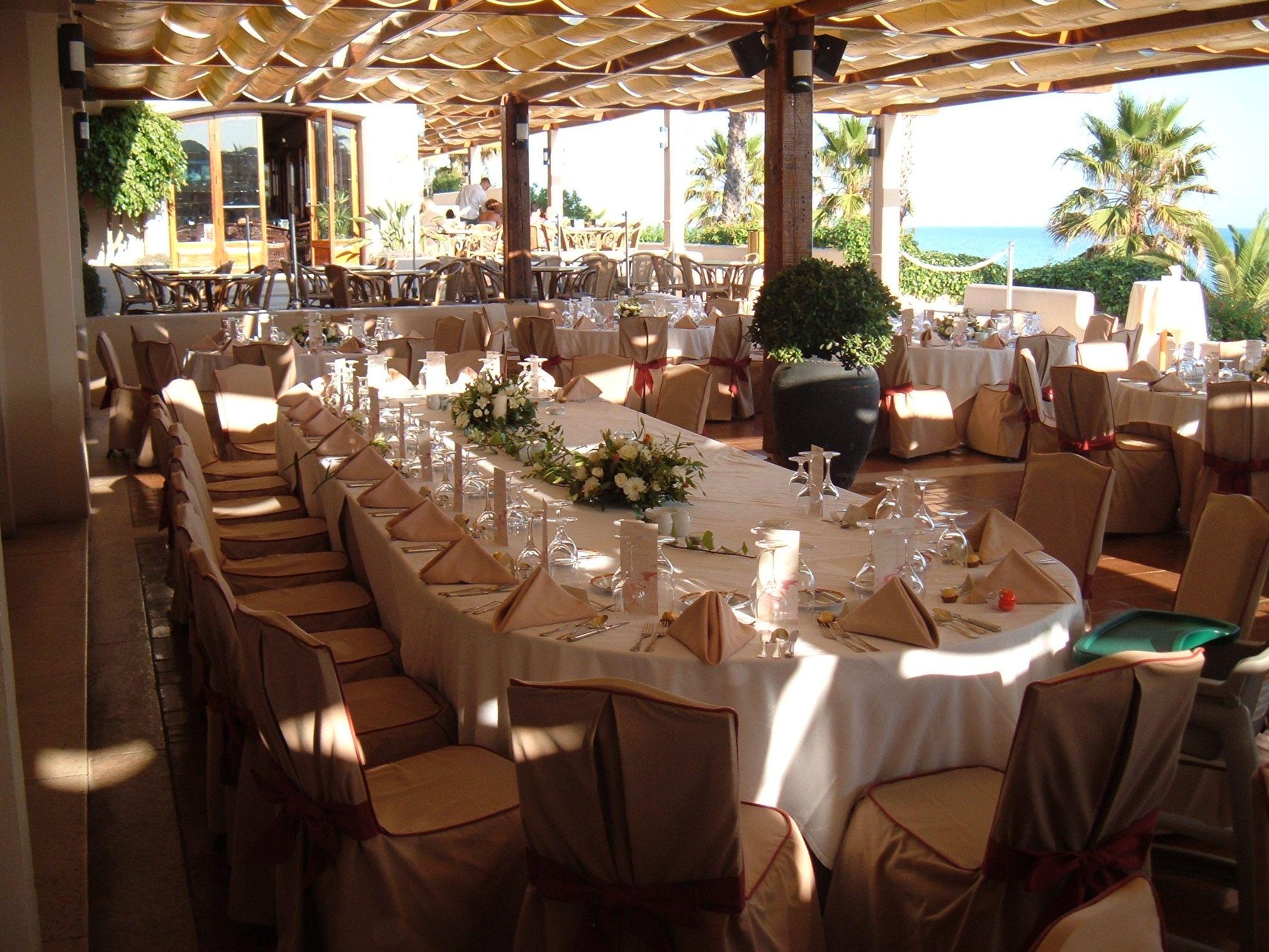 Luxury Wedding Venue With Private Beach: Amazing Beach Front Reception Venue By Algarve Wedding