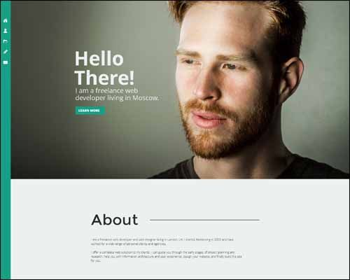 75 best responsive adobe muse templates designrazzi web 75 best responsive adobe muse templates designrazzi pronofoot35fo Image collections