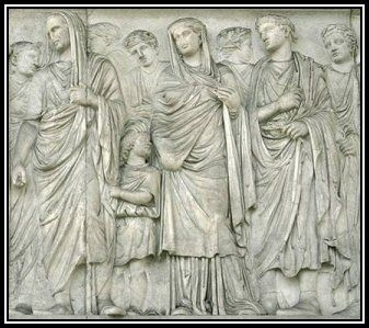 ROMAN FAMILY - Chapter 1 The Private Life of the Romans by