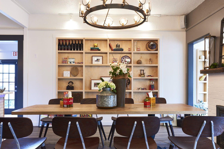 MichelinRecognized Farmhouse Kitchen Is Now Open