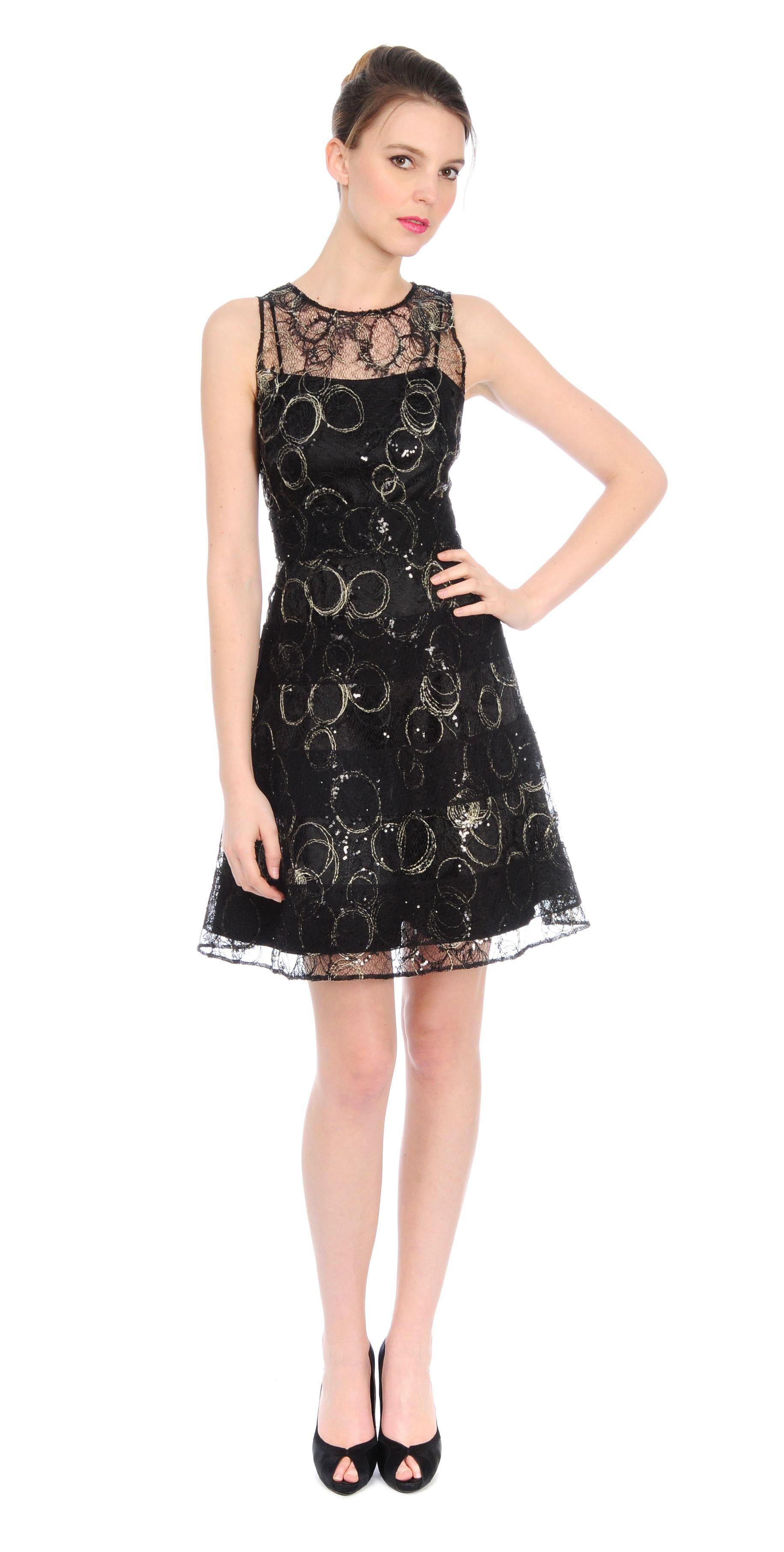 Kay unger evening dress