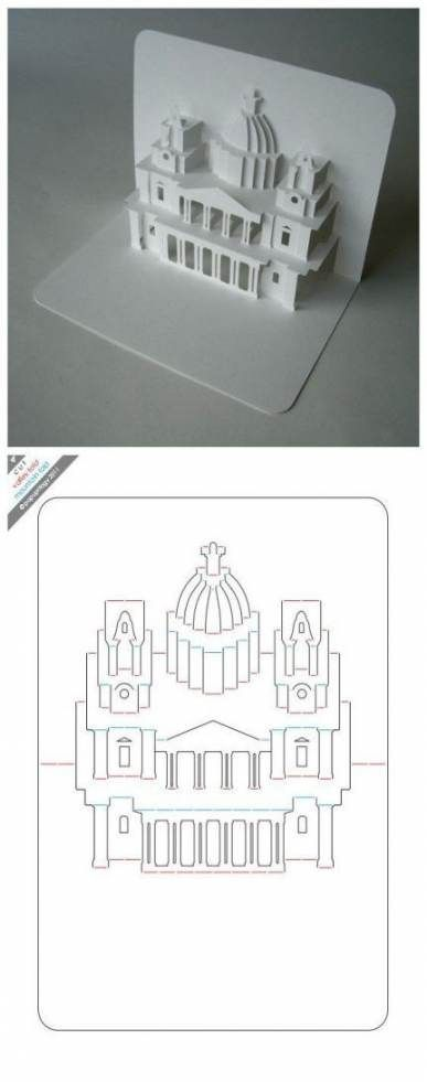 Photo of 49+ Trendige Origami-Architekturvorlage