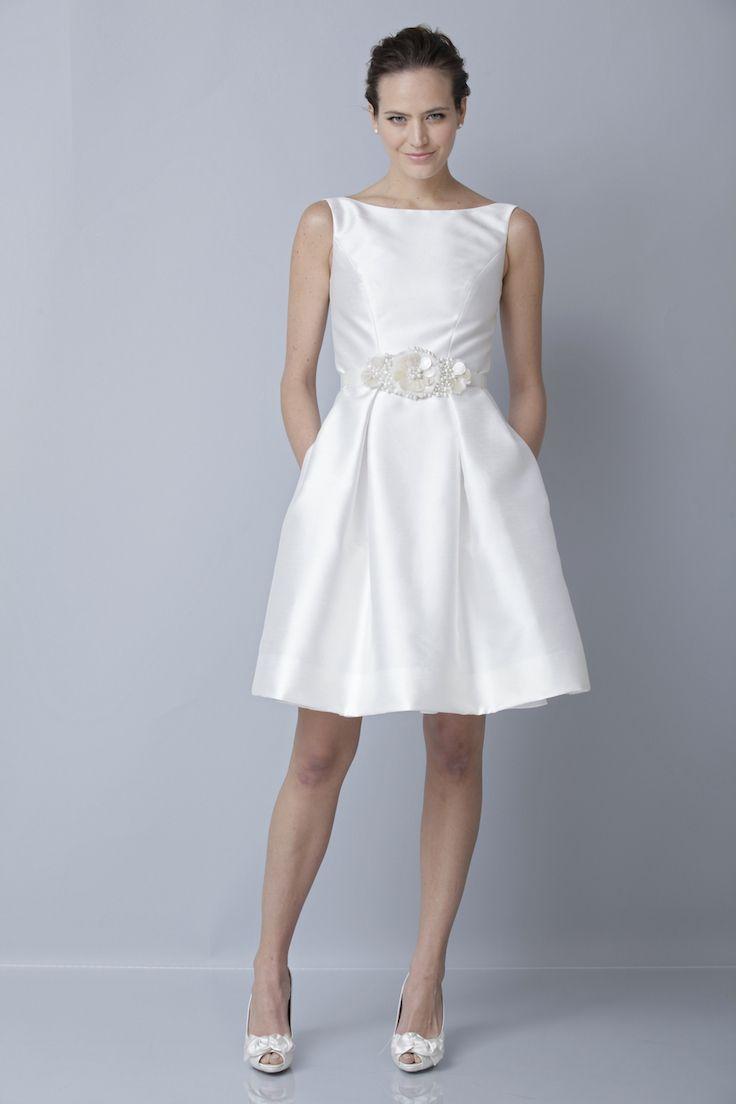 Schöne weiße Kleider für jeden Anlass | Theia bridal