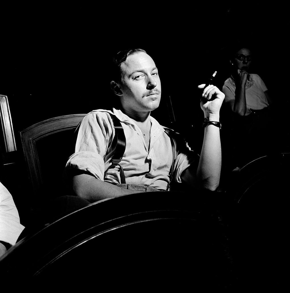 Tennessee Williams Tennessee Williams Playwright American Literature