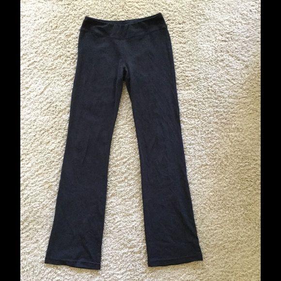Yoga pants Prana black yoga pants prAna Pants