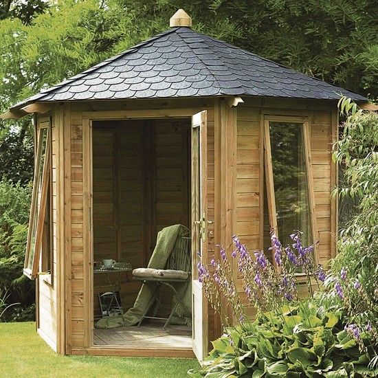 Garden Sheds B Q sheds and summerhouses - our pick of the best | garden ideas