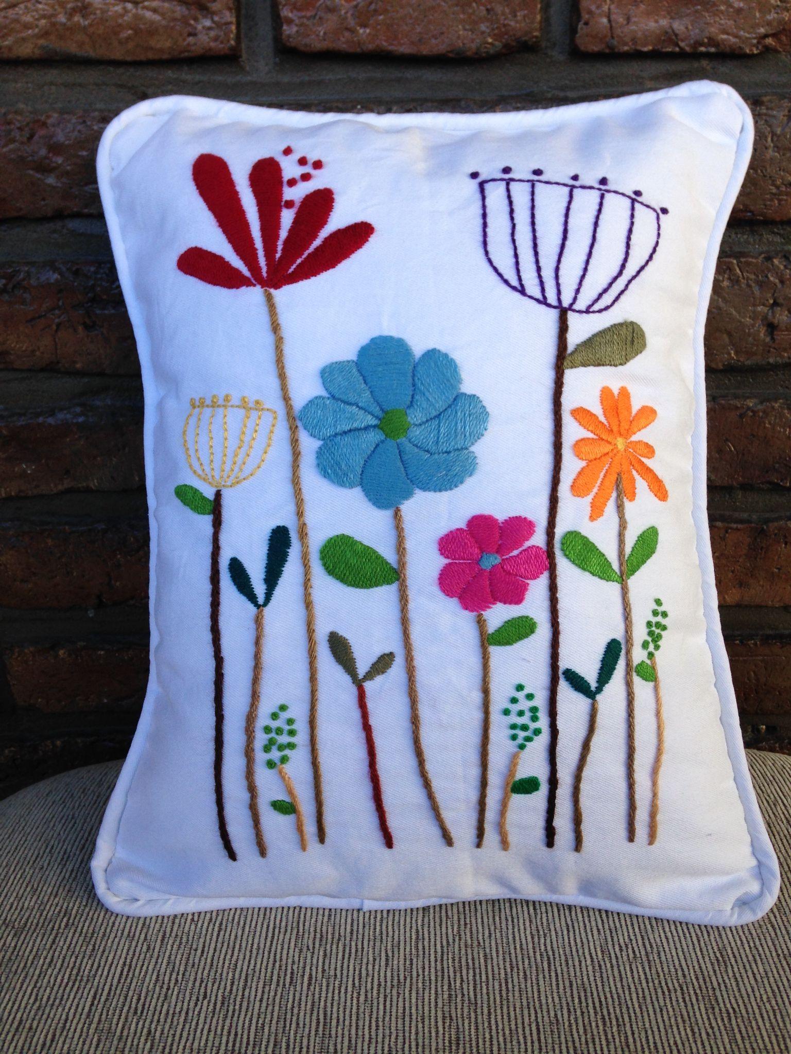 tienda.cozypatch.com.ar | patrones bordado a mano | Pinterest ...